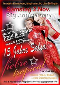 fiebre tropical big anniversary