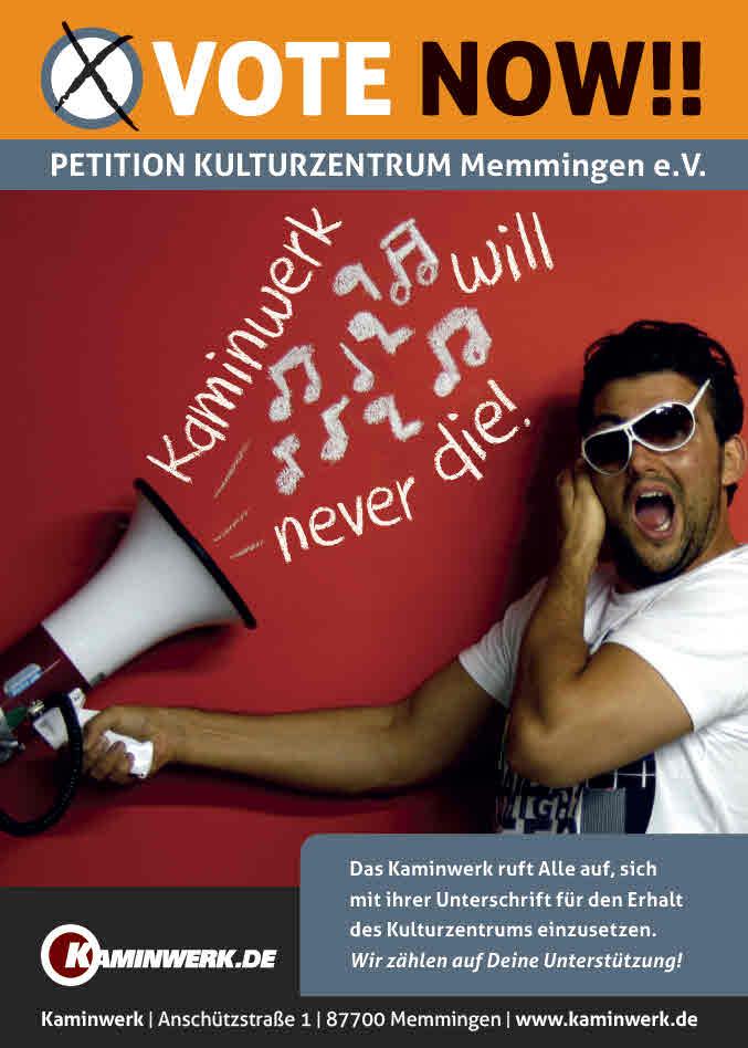 Petition Kaminwerk