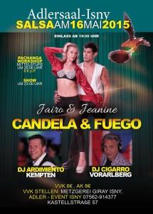 Candela&Fuego 16.05.15